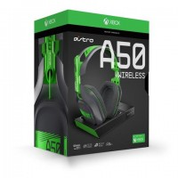 Astro A50  Wireless Headset + Base Station - Xbox One - PC