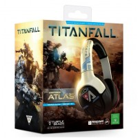 Turtle Beach Titanfall Ear Force Atlas Official Gaming Headset - Windows, Xbox One, Xbox 360