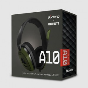Astro A10 Call Of Duty - PS4  - XBOX ONE - NINTENDO SWITCH - MOBILE - PC