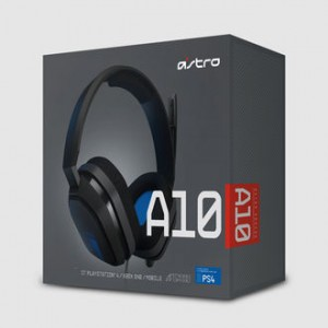 Astro Headset A10  para  PlayStation 4 - PC - MAC - Mobile.