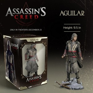 Ubisoft Assassin's Creed Movie Aguilar Figurine Statue
