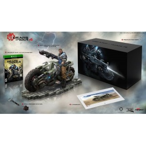 Gears of War 4 Collector's Edition - Outsider Variant-  (SteelBook + Season Pass)