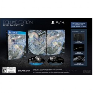 Final Fantasy XV Deluxe Edition - Pre-Order