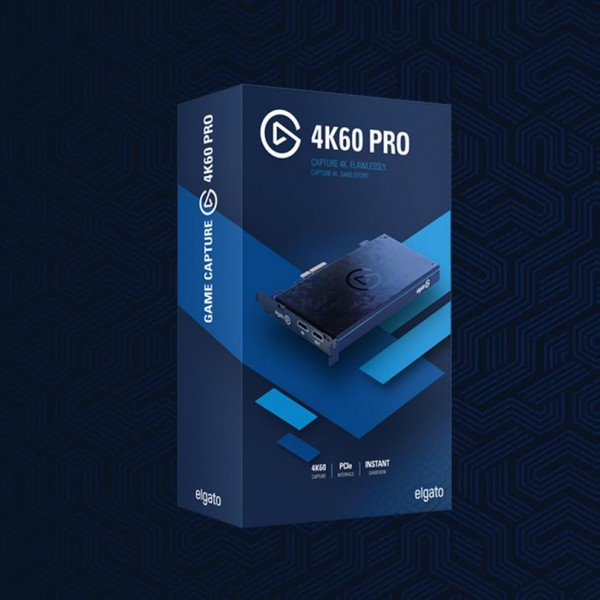 Elgato Game Capture 4K60 Pro, 4K 60fps