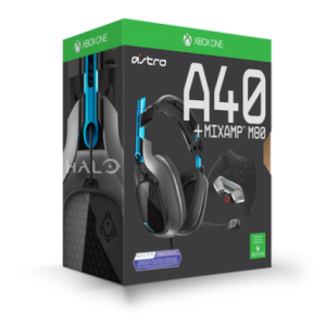 ASTRO Gaming A40 Headset + Mixamp M80 - Halo 5 Special Edition - Xbox One