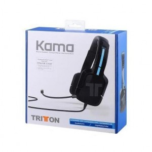TRITTON KAMA STEREO HEADSET  PARA PLAYSTATION 4  E PLAYSTATION VITA