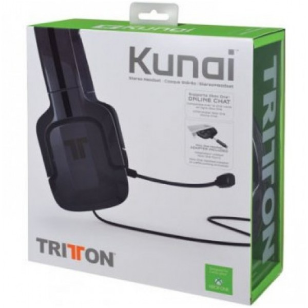 TRITTON Kunai Stereo Headset para Xbox One e Mobile Devices